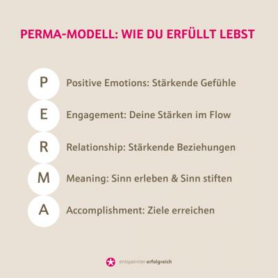 PERMA-Modell: Diese 5 Faktoren sind entscheidend für dein erfülltes Leben